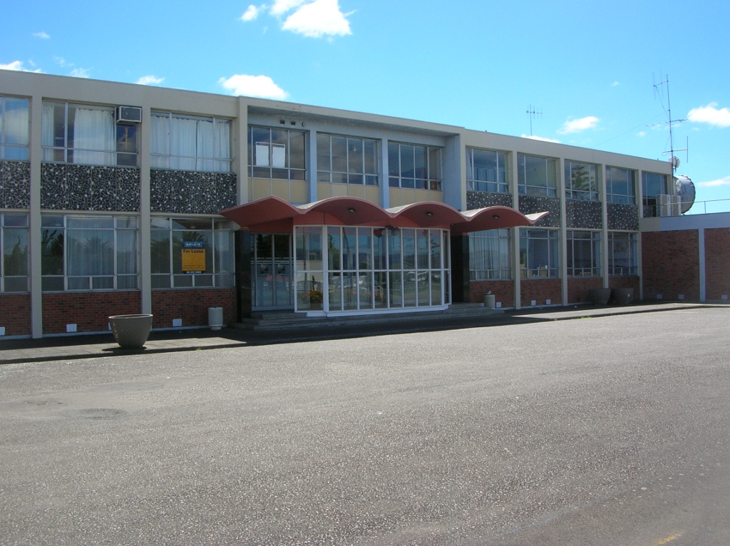 Palmerston North Railway Station - For Lease.