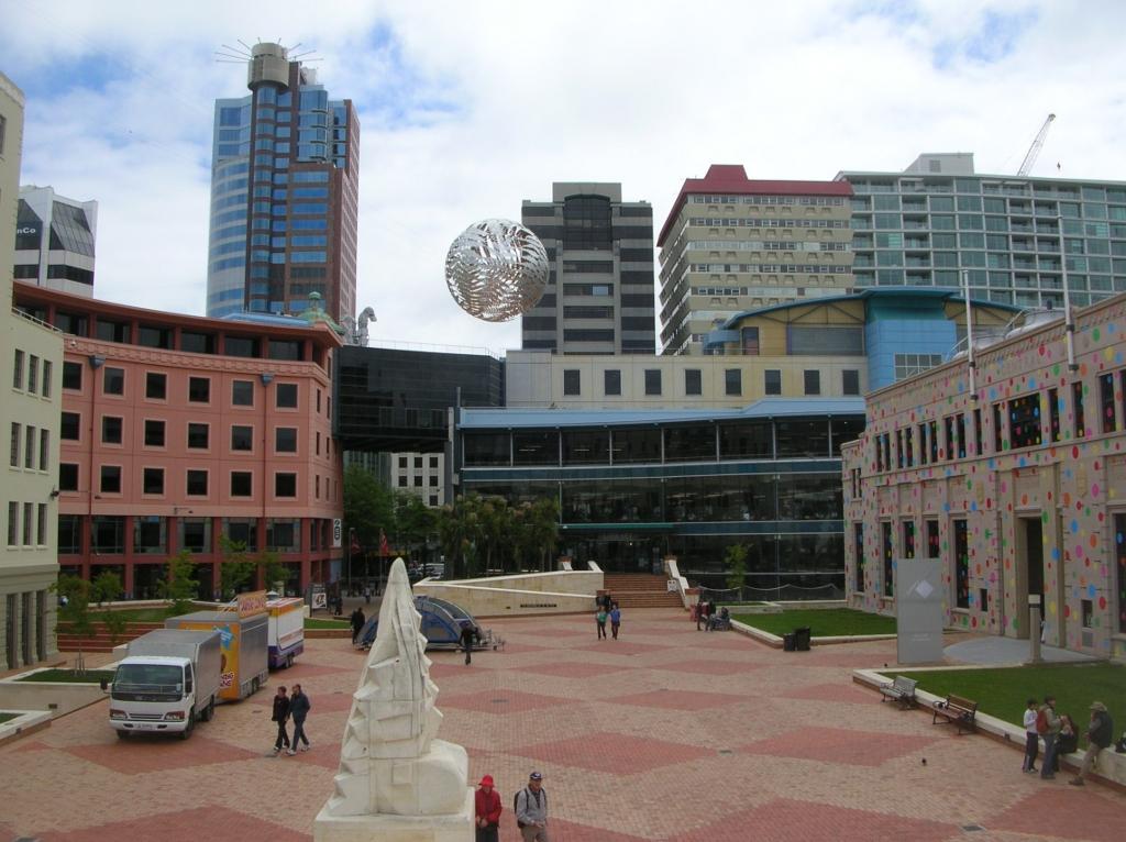 Das Civic Center.