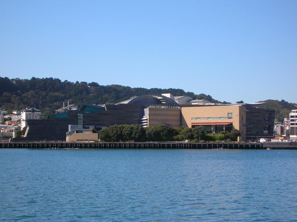Das Te Papa Museum.